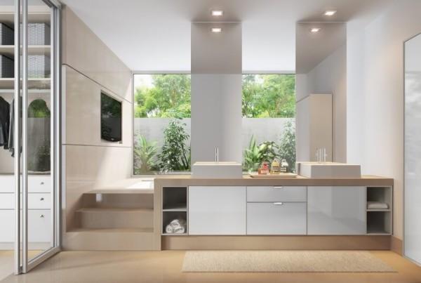 Precioso Móveis - Planejados banheiro