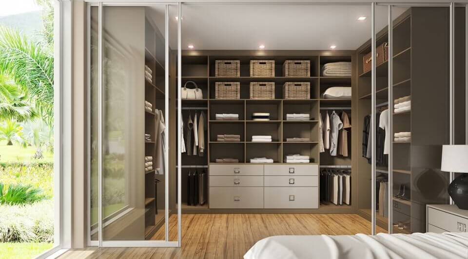 Precioso Móveis - Planejados closet de casal 1