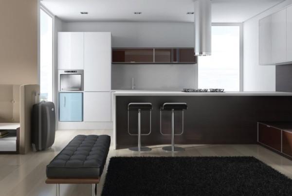 Precioso Móveis - Planejados cozinha americana