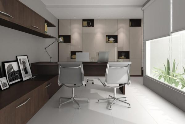 Precioso Móveis - Planejados escritório corporativo